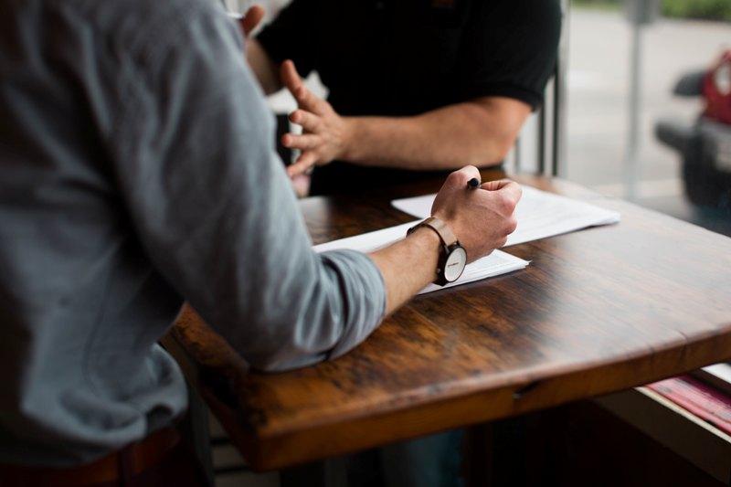 Como conquistar um emprego temporário
