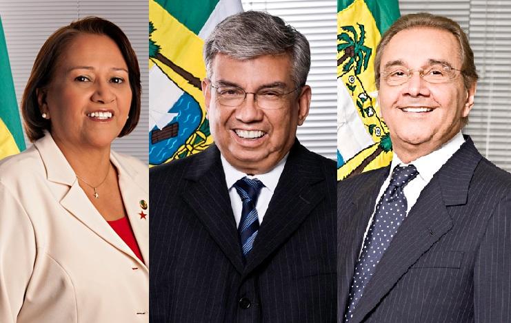 Como votou cada senador do RN na proposta de reajuste salarial de ministros do STF