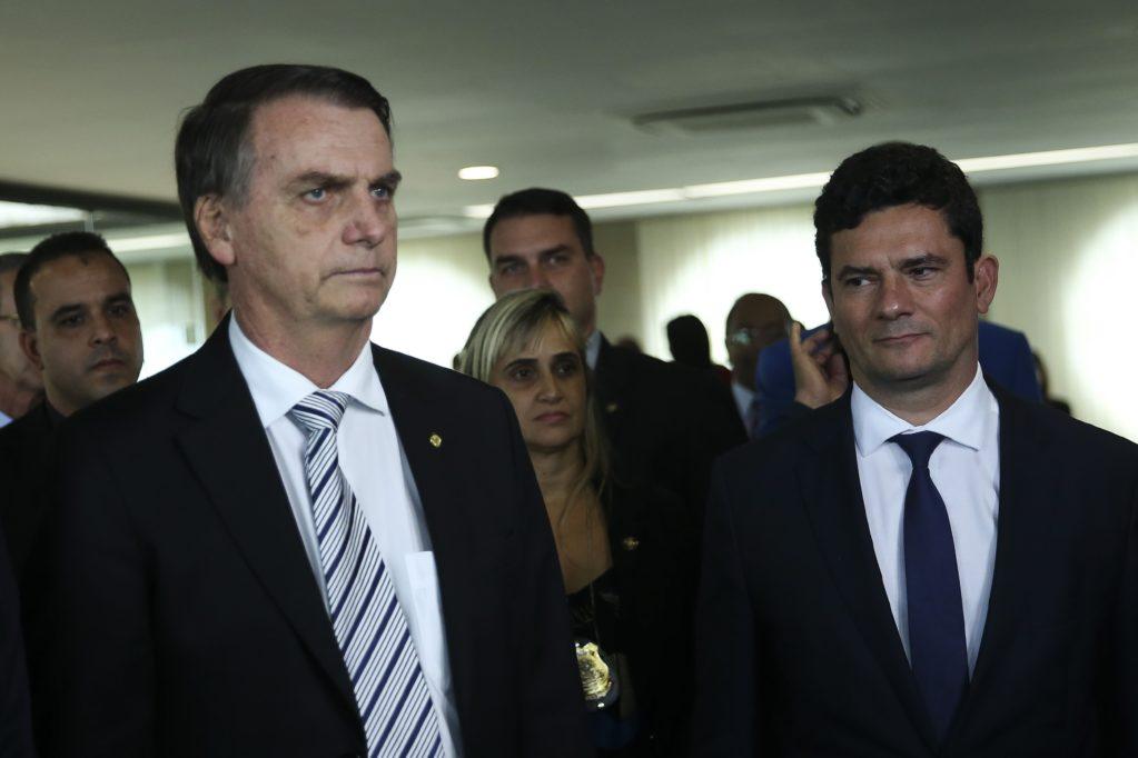 CNJ vai apurar ida de Sergio Moro para ministério de Bolsonaro