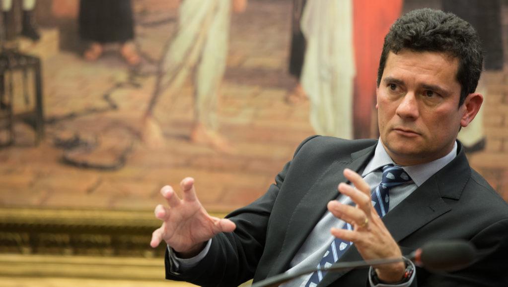 Sergio Moro aceita ser ministro da Justiça no governo de Bolsonaro