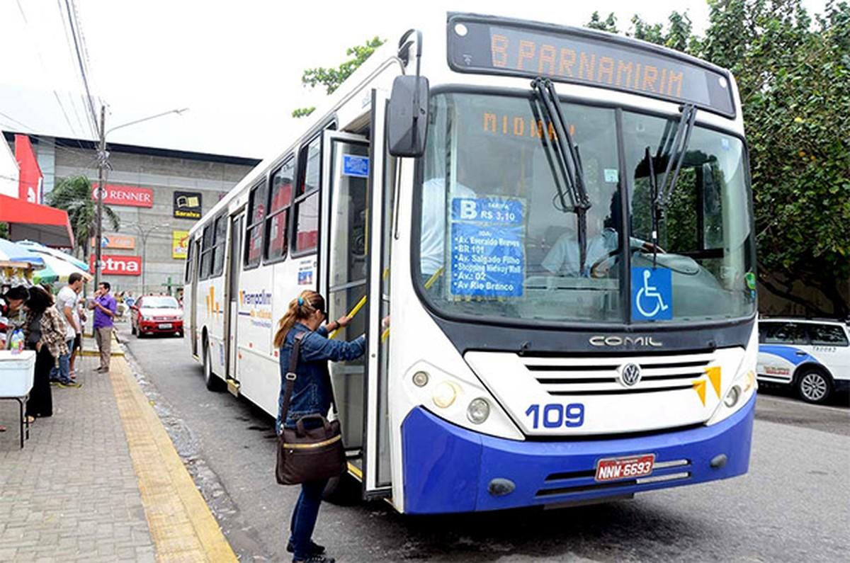 ônibus intermunicipal rn linha nova tarifa