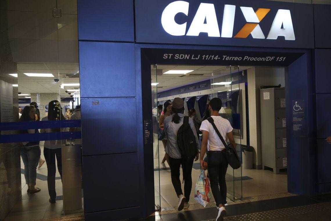 Agências bancárias estarão fechadas no dia 31 CAIXA ECONOMICA
