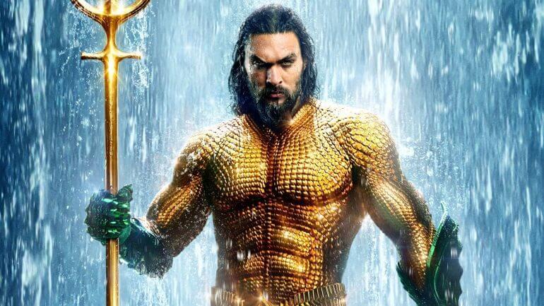 Cinemark anuncia pré-venda de 'Aquaman'