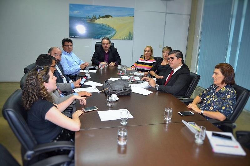 Comissão inicia projeto básico do concurso da Polícia Civil do RN