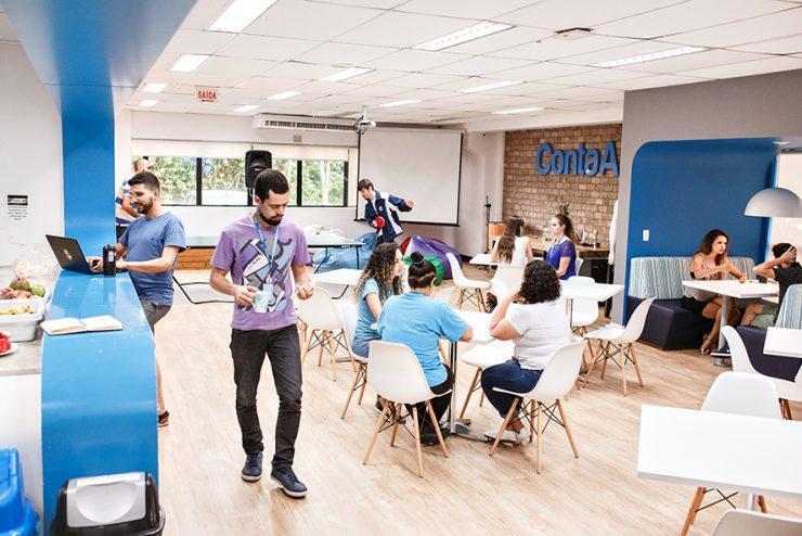 Conta Azul abre 60 vagas de emprego em diversas áreas