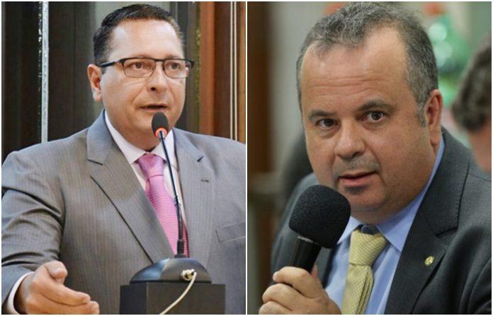 MP processa Ezequiel Ferreira e Rogério Marinho por abuso de poder econômico