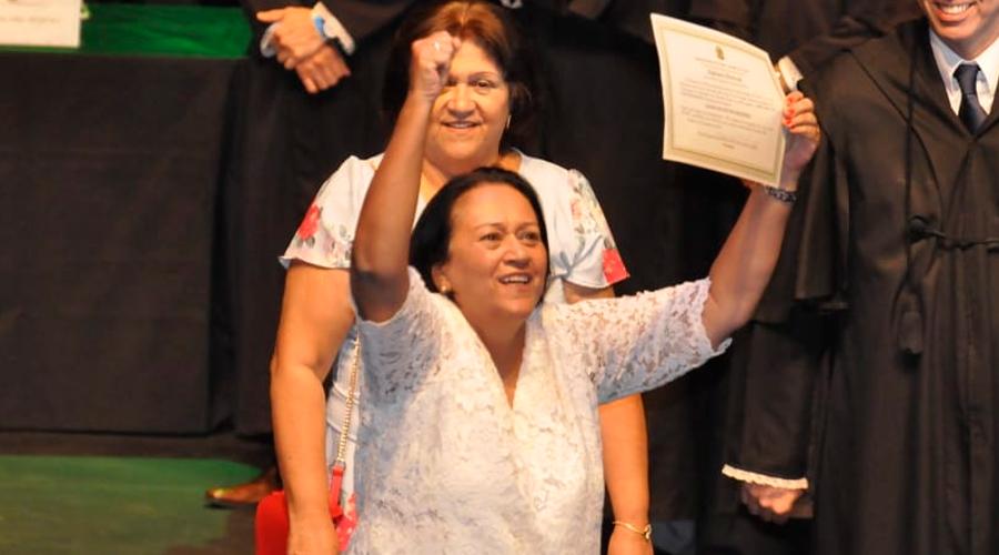 Ministério Público pede cassação do diploma de Fátima Bezerra