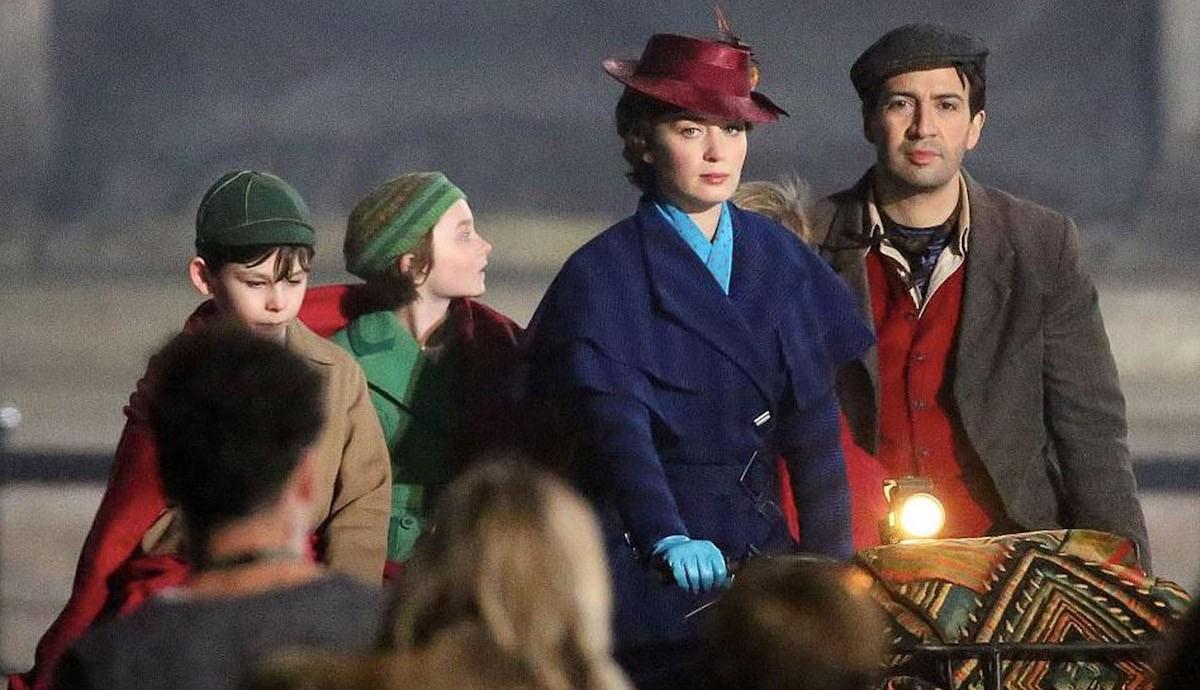 """""""O Retorno de Mary Poppins"""" traz de volta a nostalgia que todos nós precisamos"""