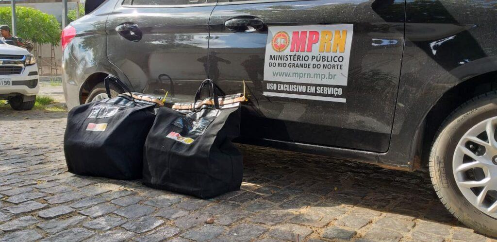 Operação do MPRN combate fraudes na Câmara de Santana do Matos vereador é afastado