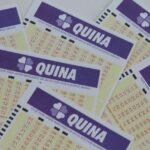 Resultado da Quina concurso 4846 confira os números sorteados