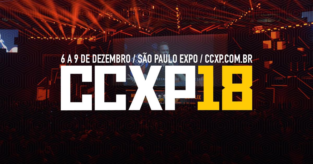Conheça as principais atrações que irão agitar a CCXP 2018