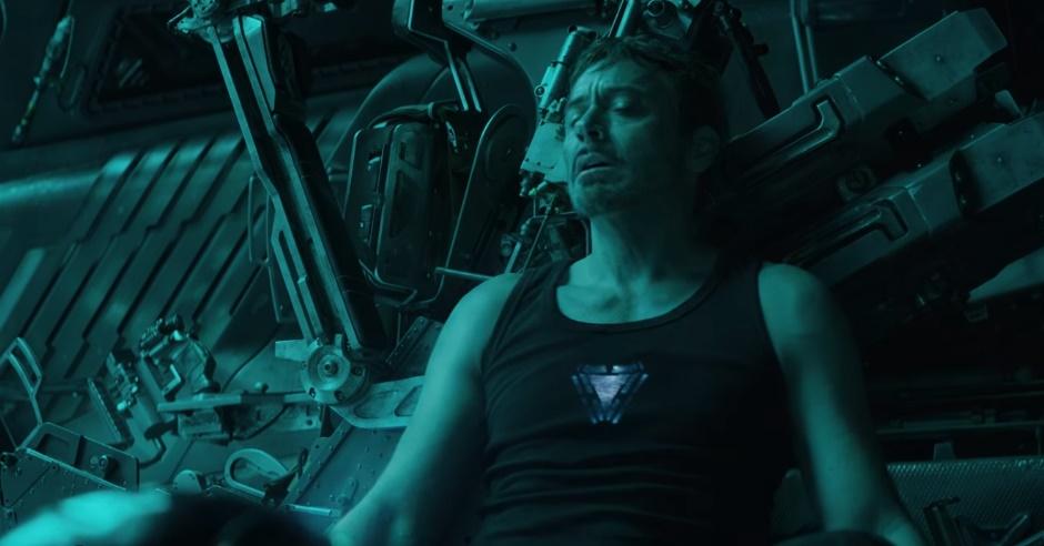 Tony Stark surge à deriva no primeiro trailer de Vingadores Ultimato