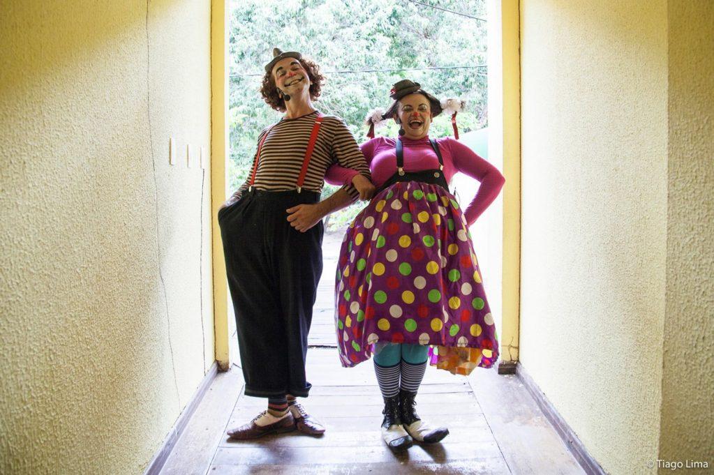 Bosque dos Namorados tem dança do ventre, palhaços e música instrumental