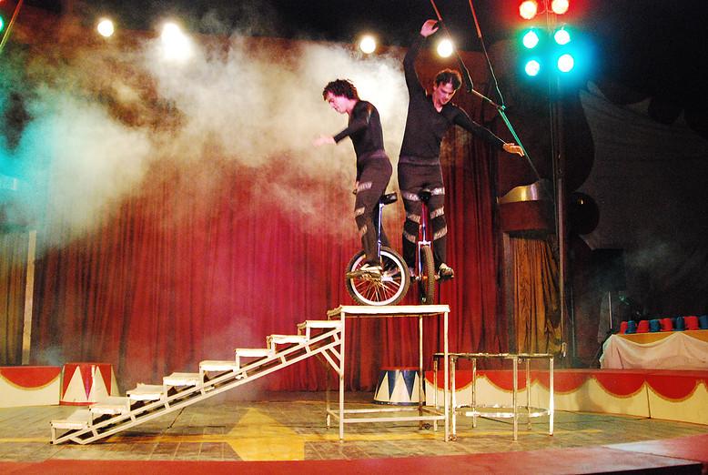 Circo Grock promete deixar as férias da garotada ainda mais divertidas