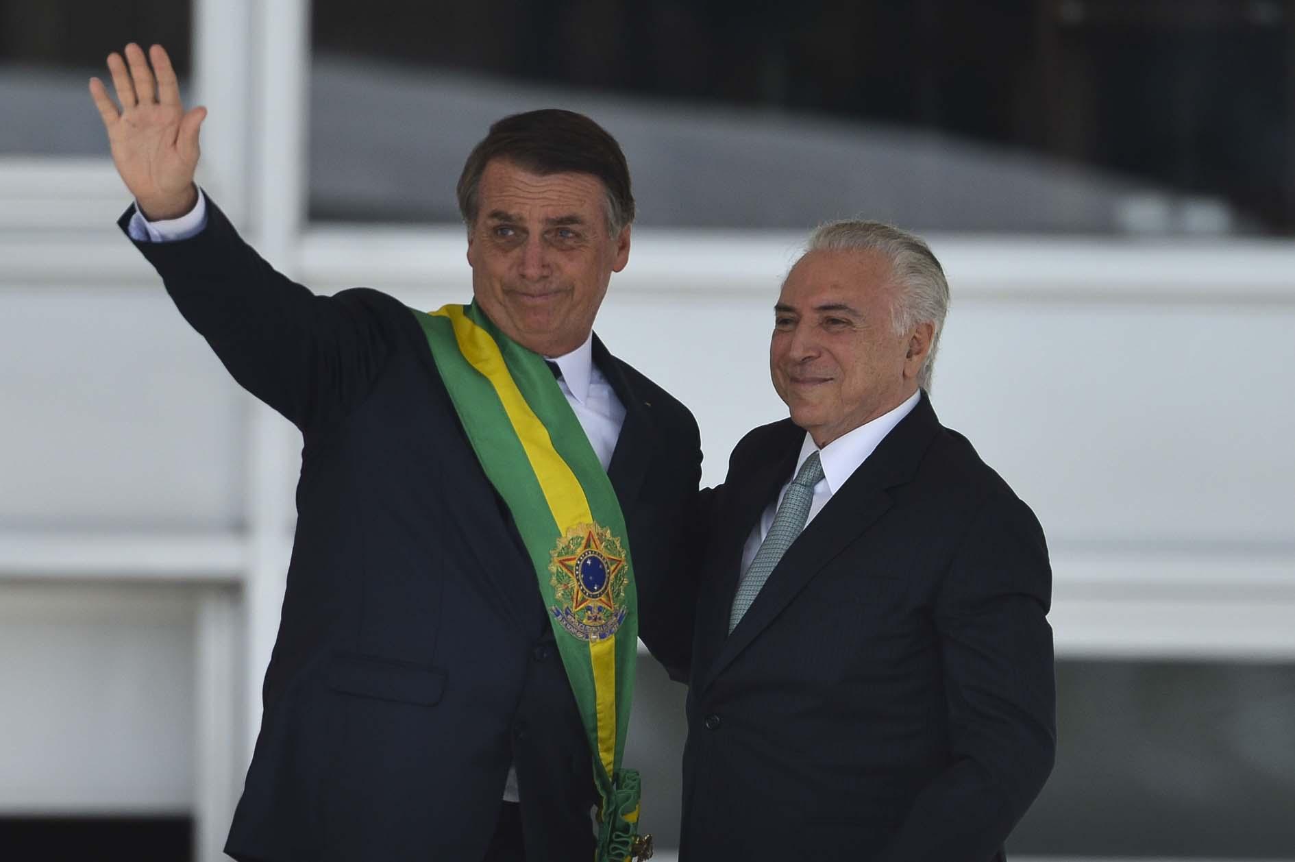 """Em fala ao público, Bolsonaro diz que """"brasileiro pode sonhar com vida melhor"""""""