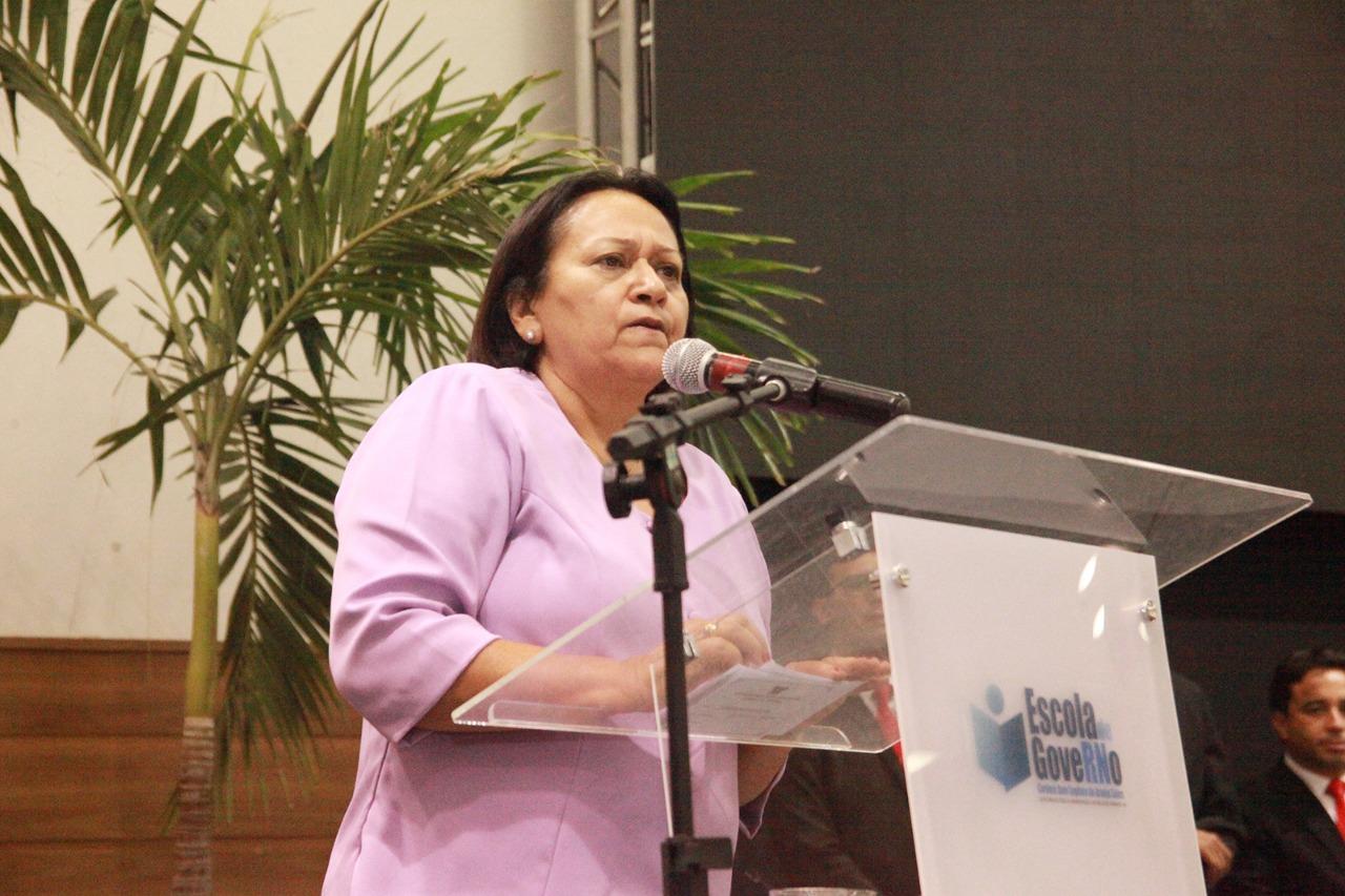 Fátima confirma que vai prorrogar medidas de isolamento social no RN