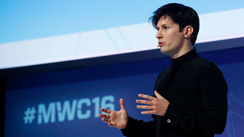 Fundador do Telegram vai lançar sua própria criptomoeda