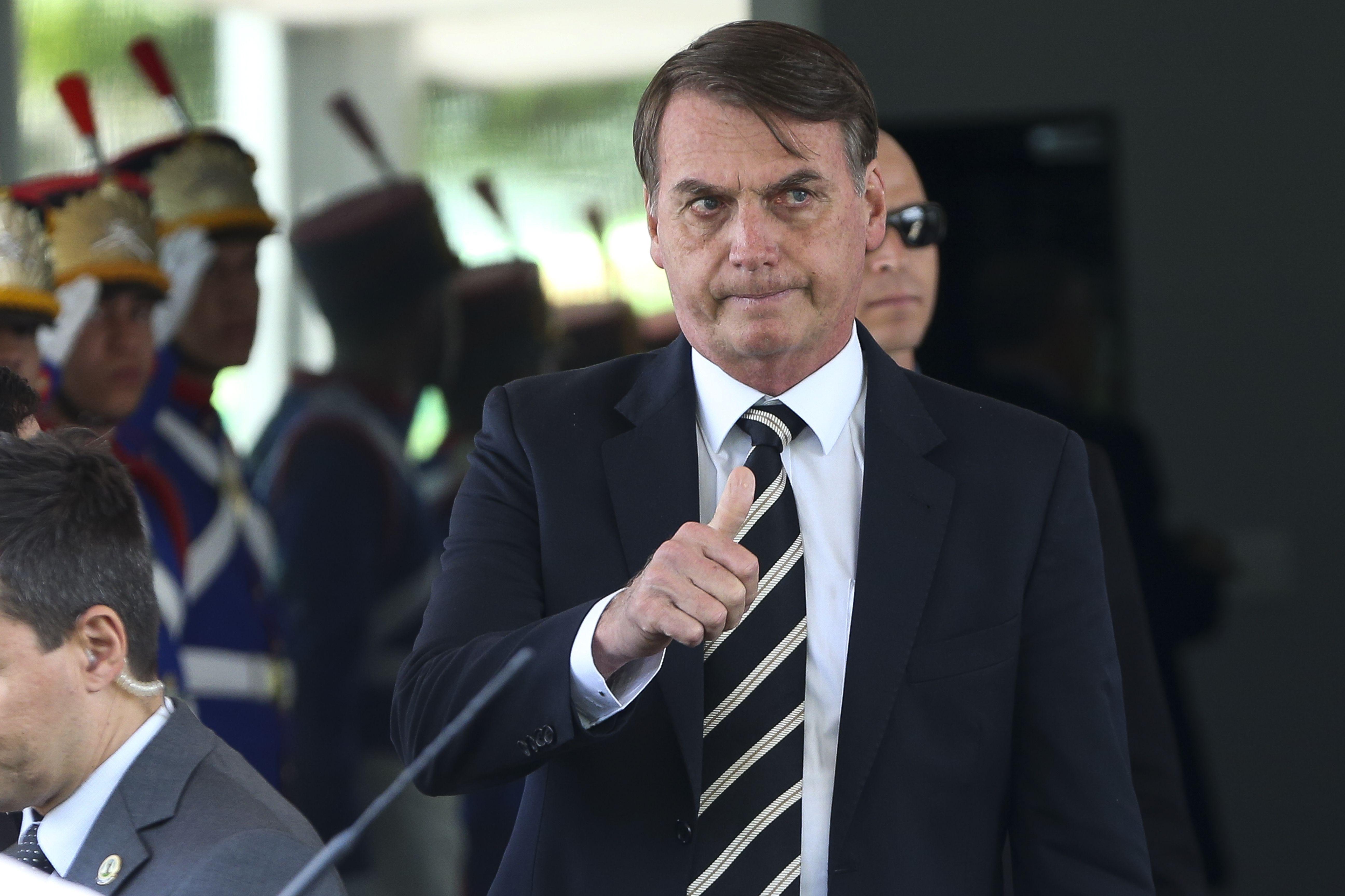 HRW critica autoritarismo no mundo e cita Bolsonaro