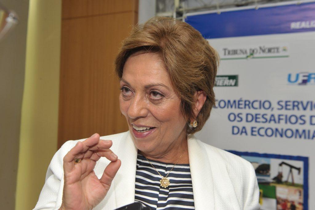 Justiça determina a indisponibilidade de bens de Rosalba Ciarlini