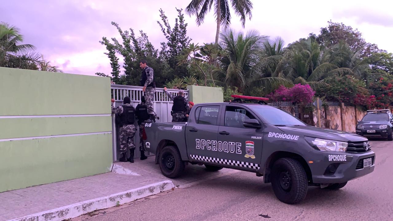 Operação do MPRN apura venda de terreno minha casa minha vida Muriu 2019