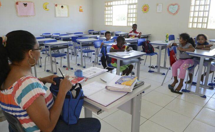 Piso salarial do magistério é reajustado para R$ 2.557,74