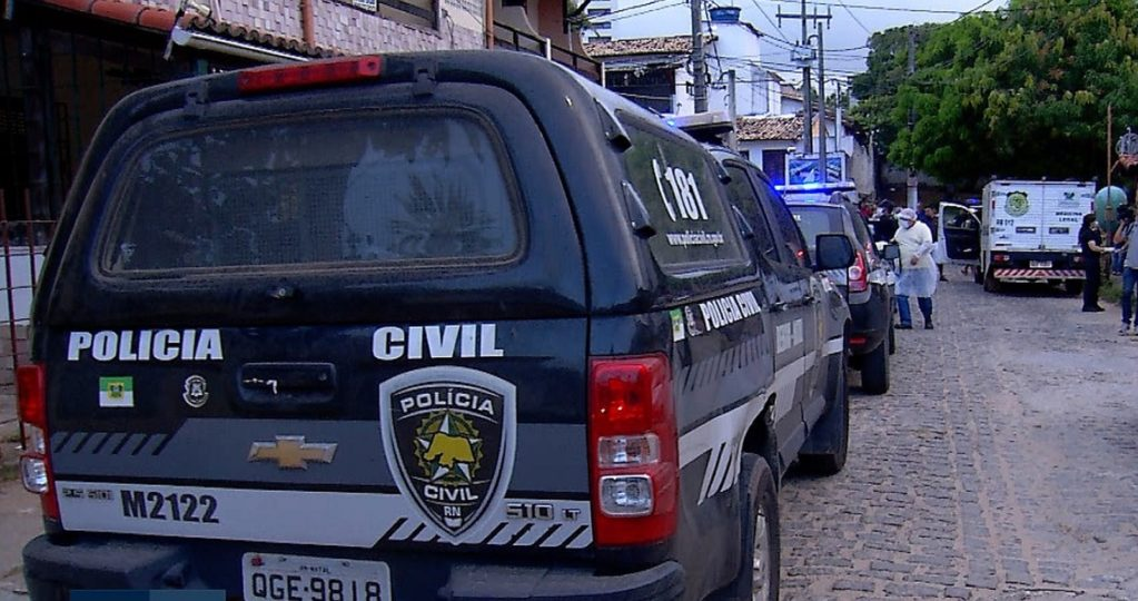 Polícia Civil prende suspeito de ter matado empresário italiano em Ponta Negra Francesco Pescatore