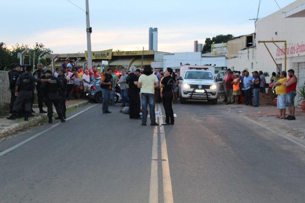 Polícia Civil prende suspeito por homicídio de PM em Mossoró