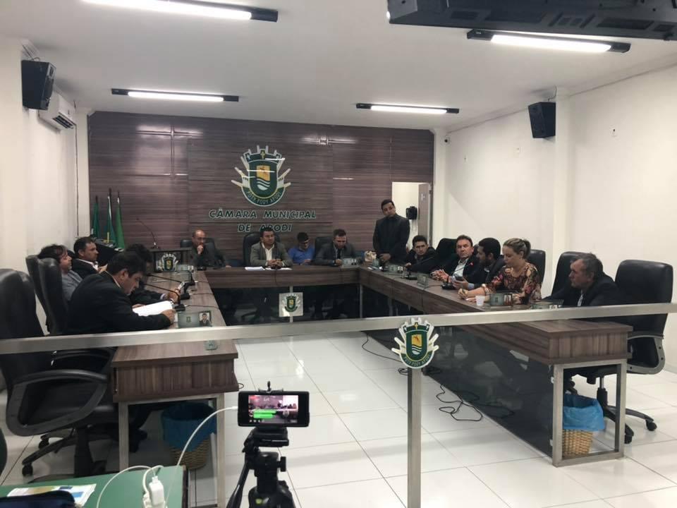 Projeto autoriza Prefeitura de Apodi realizar concurso público com 47 vagas