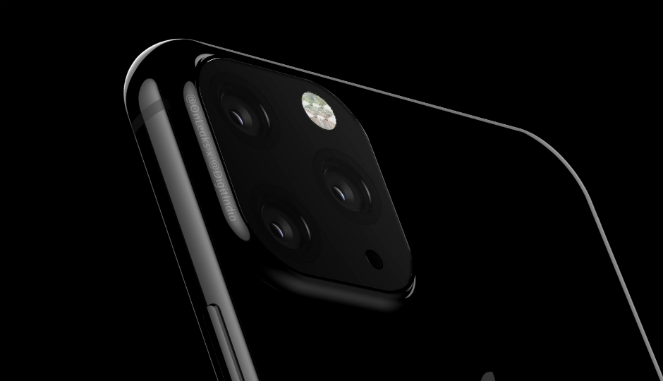 Revelado suposto design do iPhone 2019 com câmera tripla