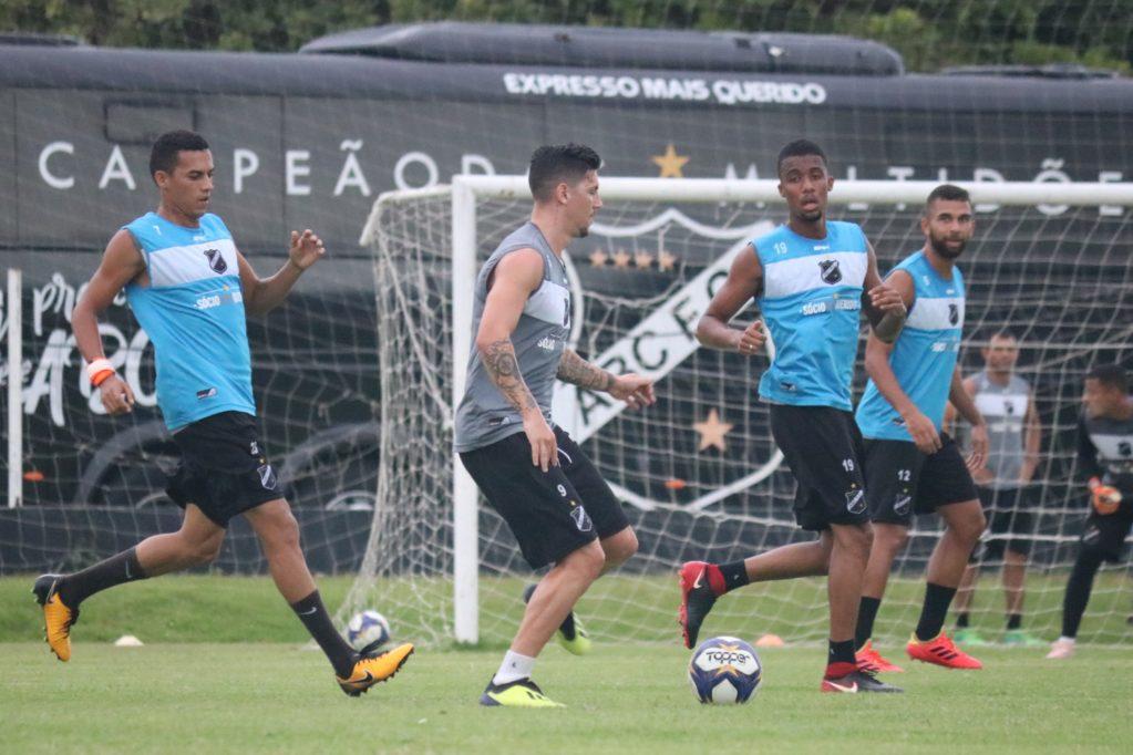 estreia do abc na copa do nordeste 2019