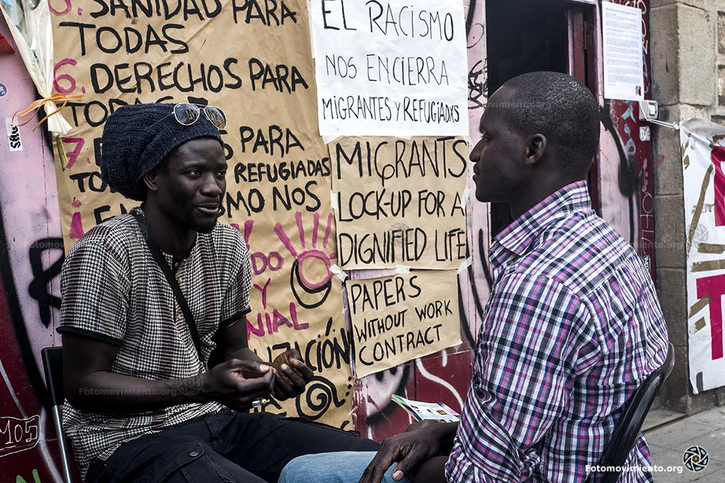 Espanha foi principal entrada de migrantes na Europa em 2018
