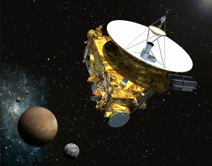 Sonda da Nasa sobrevoa objeto mais distante já explorado
