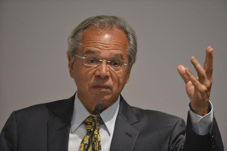Paulo Guedes define prioridades de sua gestão