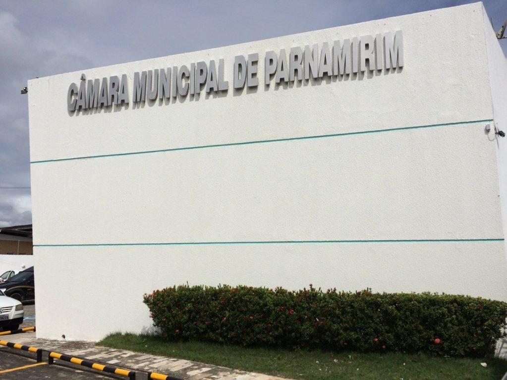 PL que cria 44 cargos efetivos na Câmara de Parnamirim é aprovado