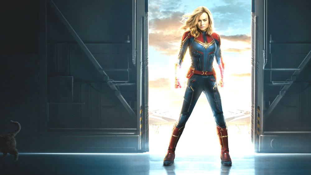Cinemark anuncia pré-venda de ingresso e combo da 'Capitã Marvel'