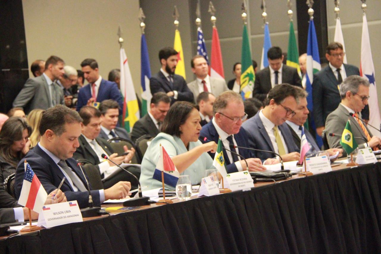 Fátima Bezerra faz um alerta sobre novas regras para Reforma da Previdência