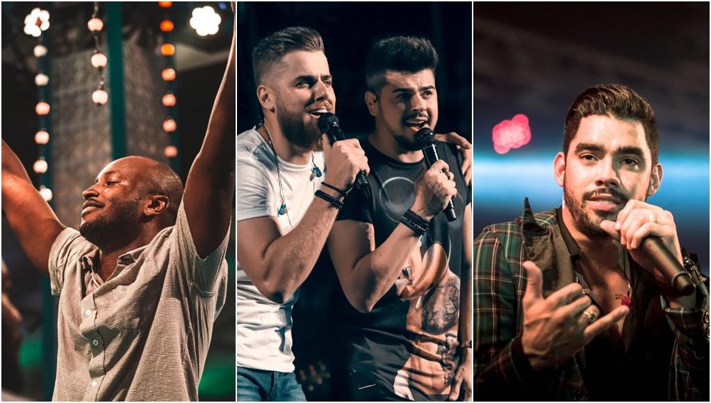 Semana Santa de Pipa terá shows de Thiaguinho, Gabriel Diniz e Zé Neto & Cristiano