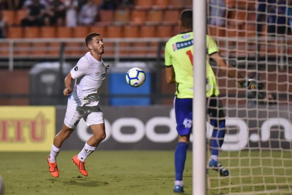 América-RN perde de goleada para o Santos e dá adeus à Copa do Brasil