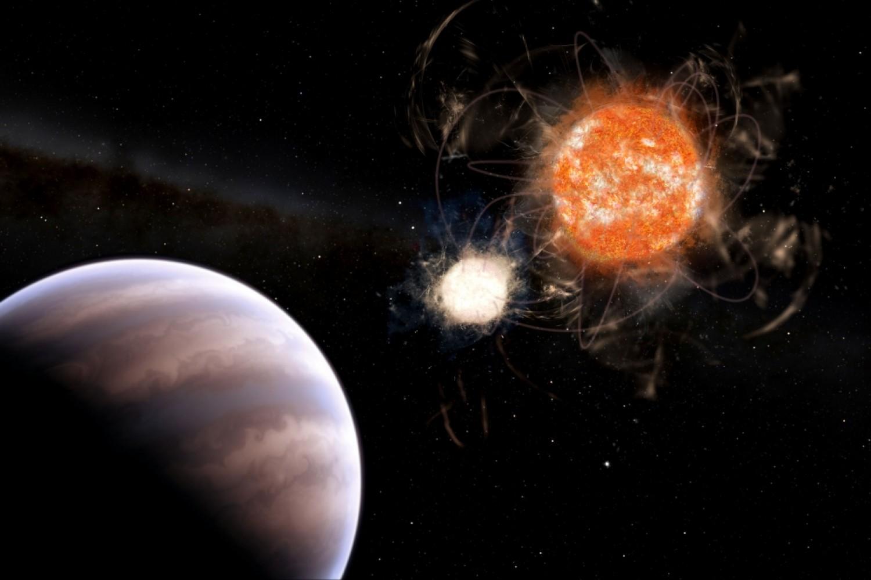 Astrônomos encontram evidências de planeta bem maior que Júpiter