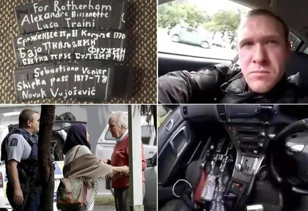 Ataques contra mesquitas matam quase 50 na Nova Zelândia