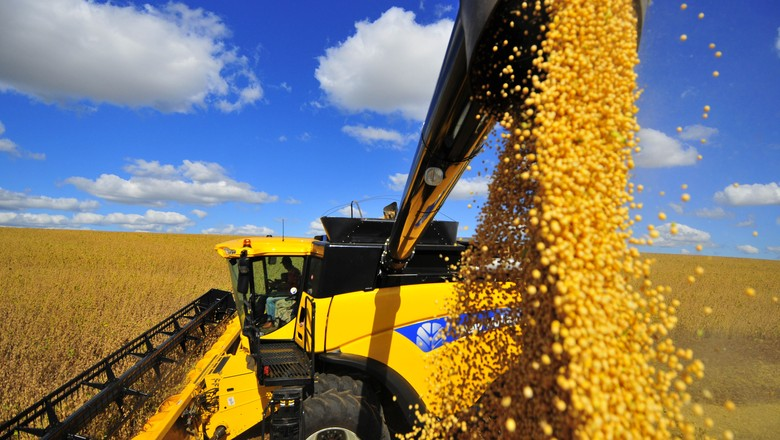 Aumento das exportações de soja pode afetar mercado interno diz conab