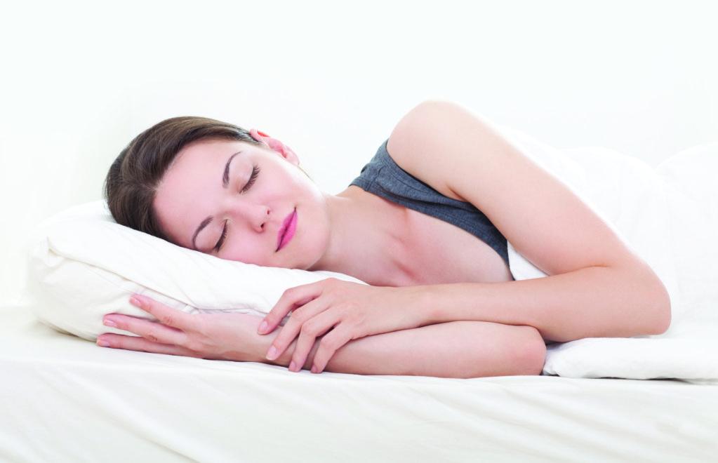 Boa noite de sono é fundamental para o bem-estar da mulher