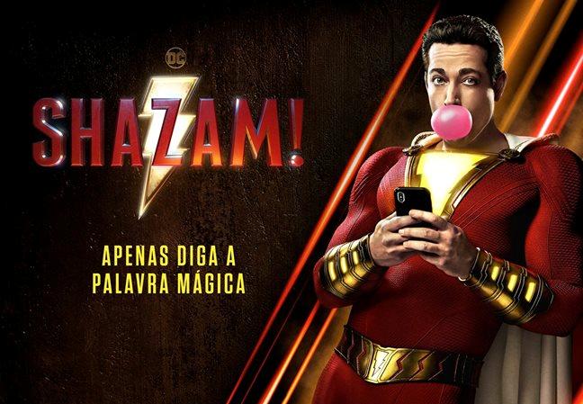 Cinemark inicia pré-venda de Shazam!