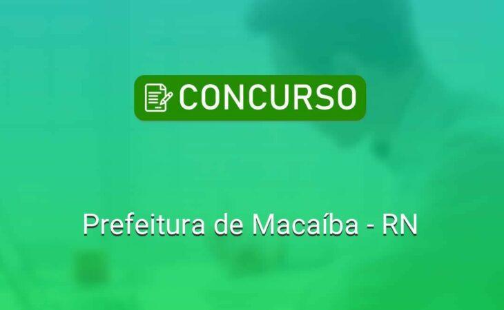 Macaíba publica novo cronograma para devolução das taxas do Concurso Público