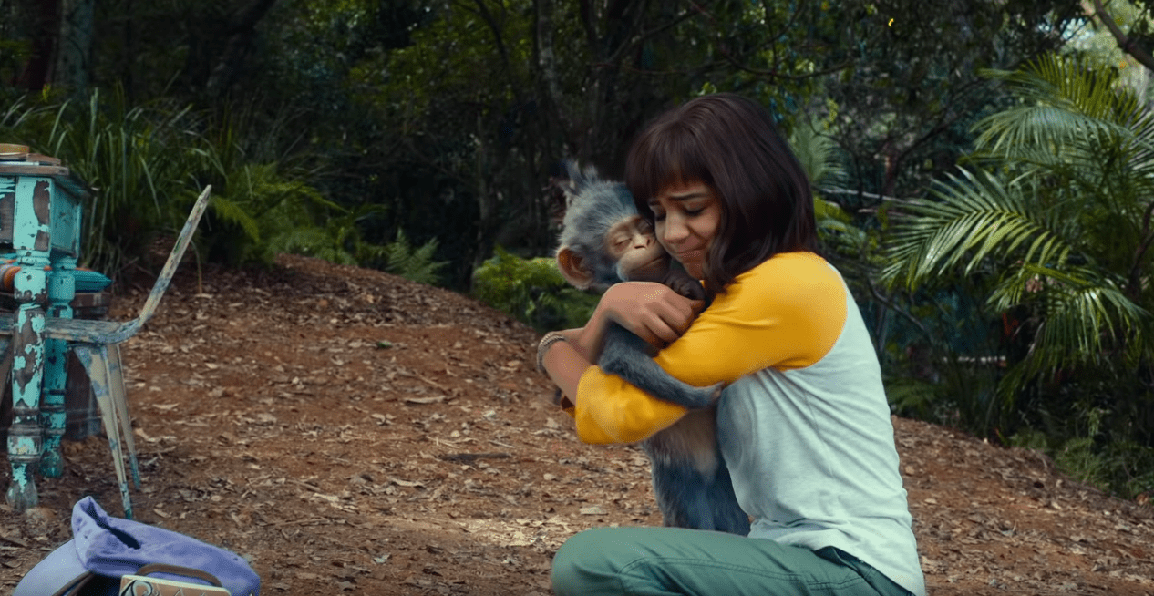 Confira o primeiro trailer de 'Dora e a Cidade Perdida'