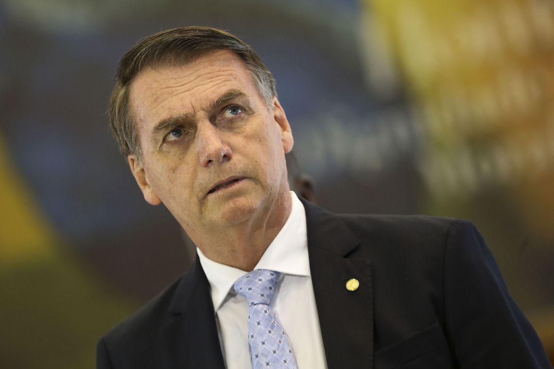 Em nova polêmica Jair Bolsonaro usa fake news contra imprensa