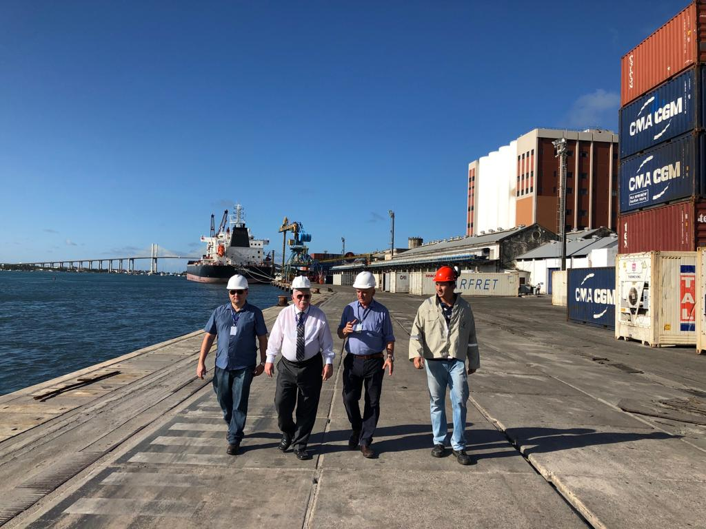 Empresa francesa anuncia retomada de operações no Porto de Natal
