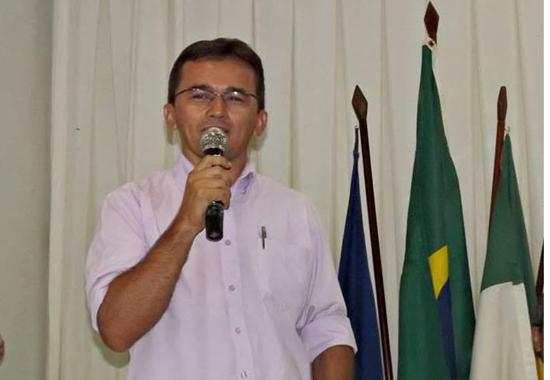 Ex-prefeito de Santana do Seridó é indiciado por desvio de combustível Adriano Gomes de Oliveira