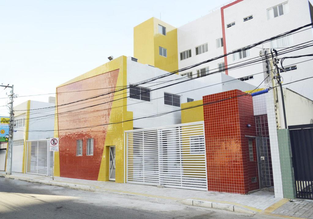 Fachada Casa Durval Paiva