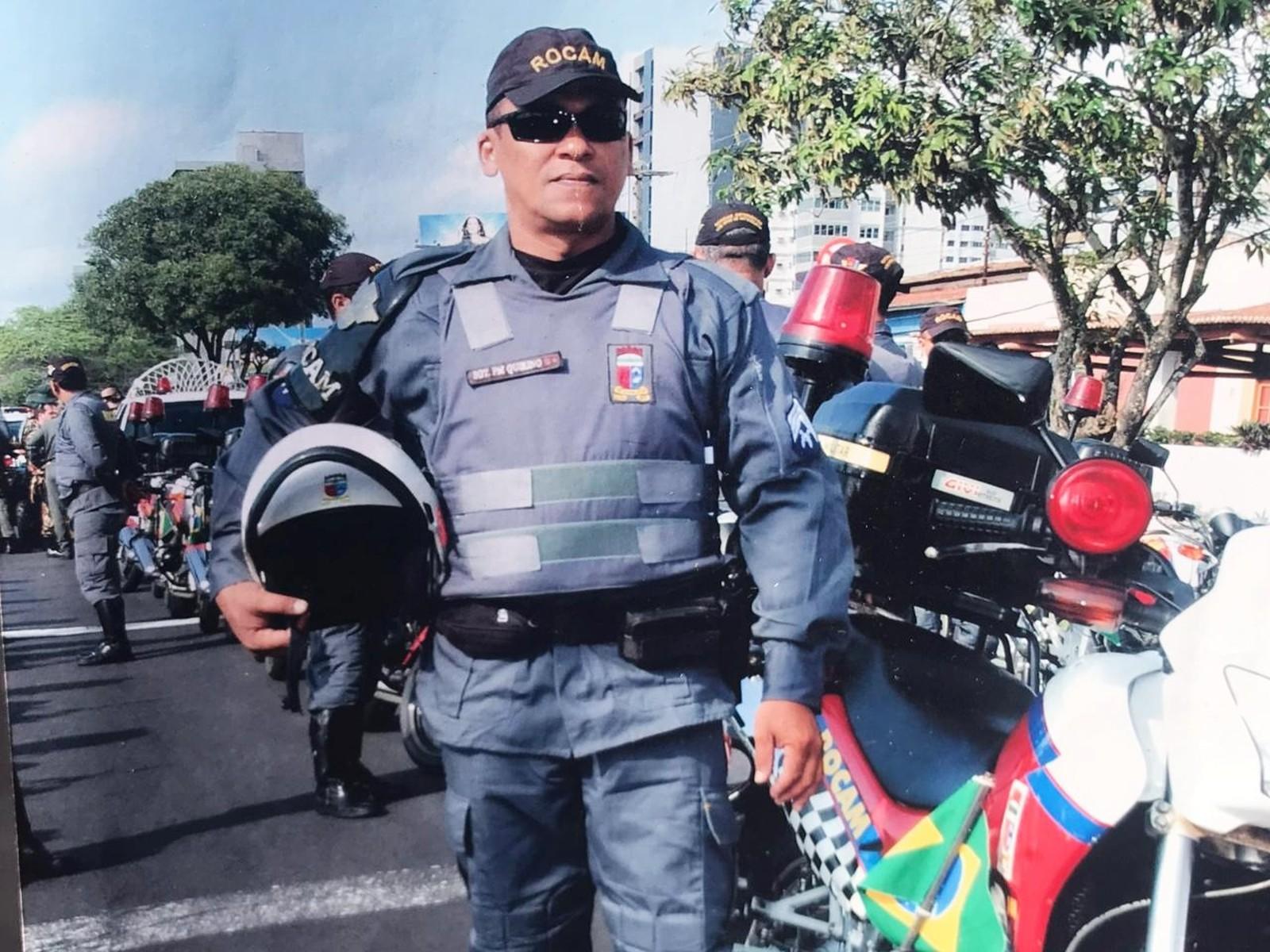 Genival Quirino de Oliveira Júnior PM aposentado tenta evitar assalto e é morto na zona Oeste de Natal